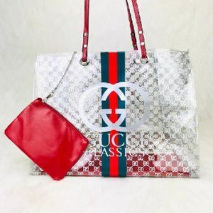 Gucci Faux Leather Summer Bag